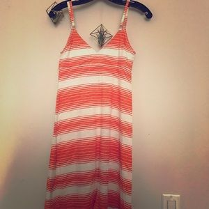 Roxy summer dress - super cute for a beach outfit